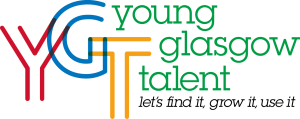 Young Glasgow Talent Logo - Lets find it use it grow it