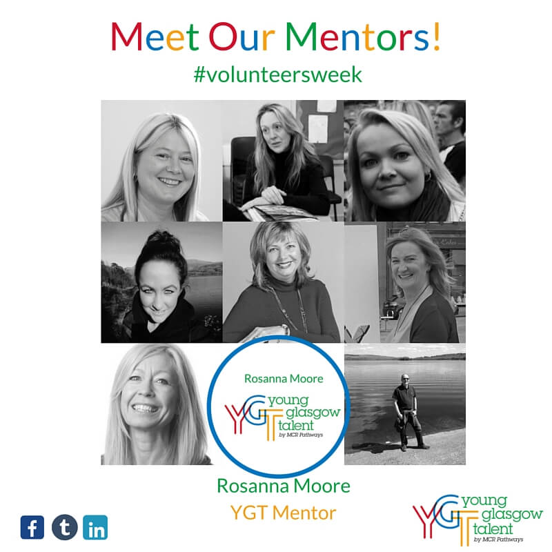 Meet our Mentors