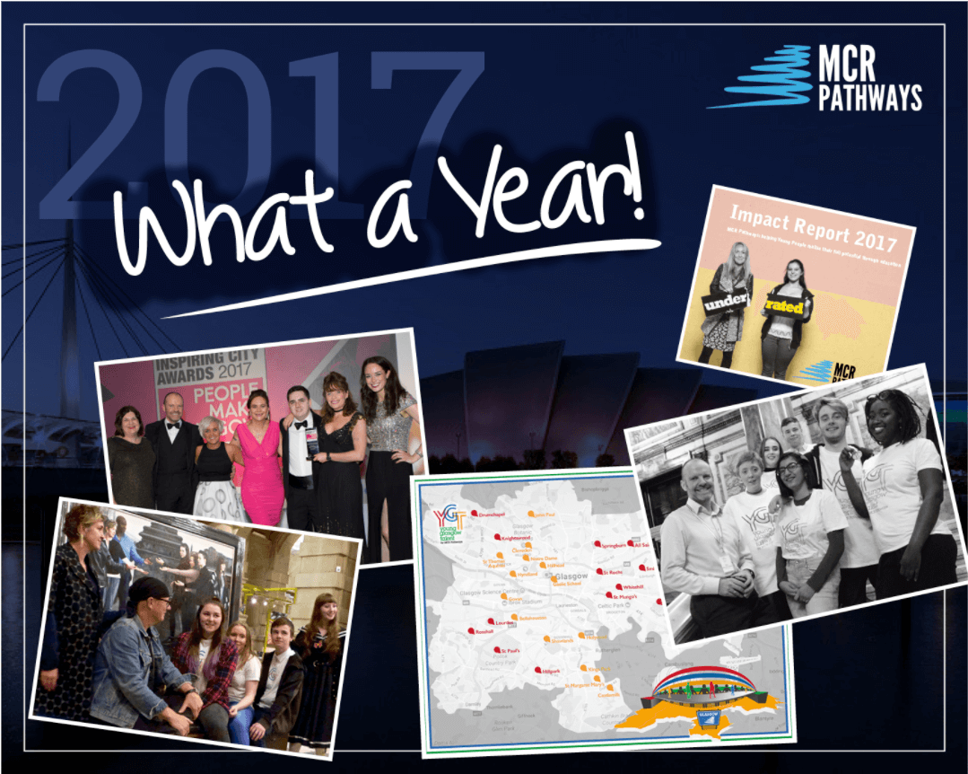 Looking Back at MCR's 2017 and Really Looking Forward to 2018!