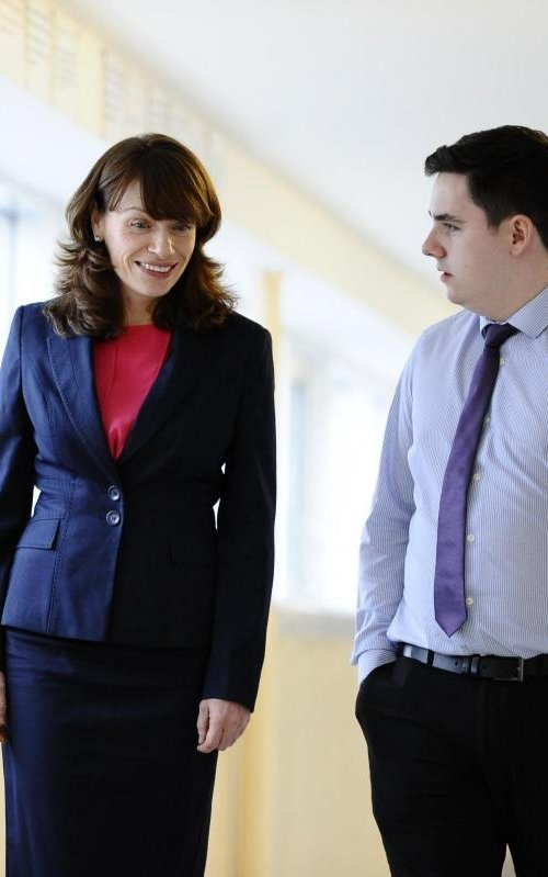 Donna and Liam