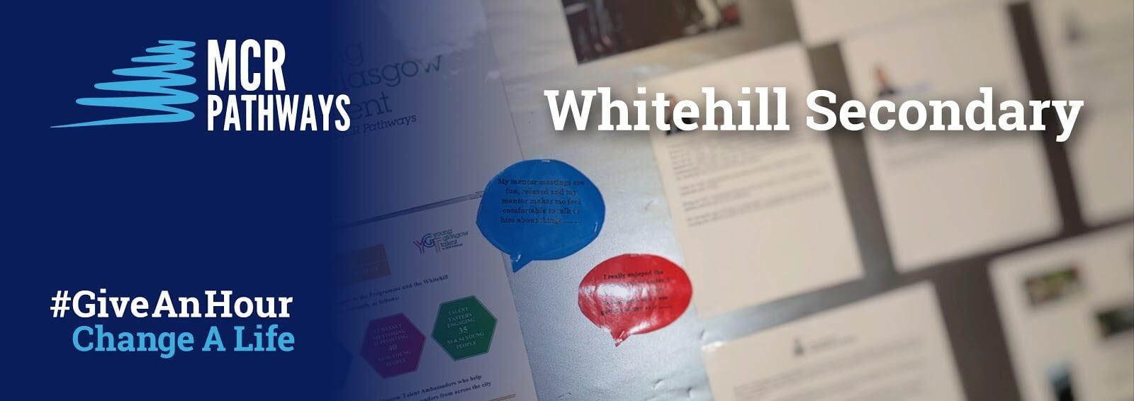 Whitehill Secondary: Creating Community and the Glue that Keeps it Altogether