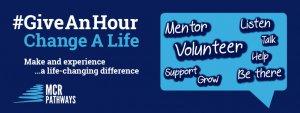 #GiveAnHour