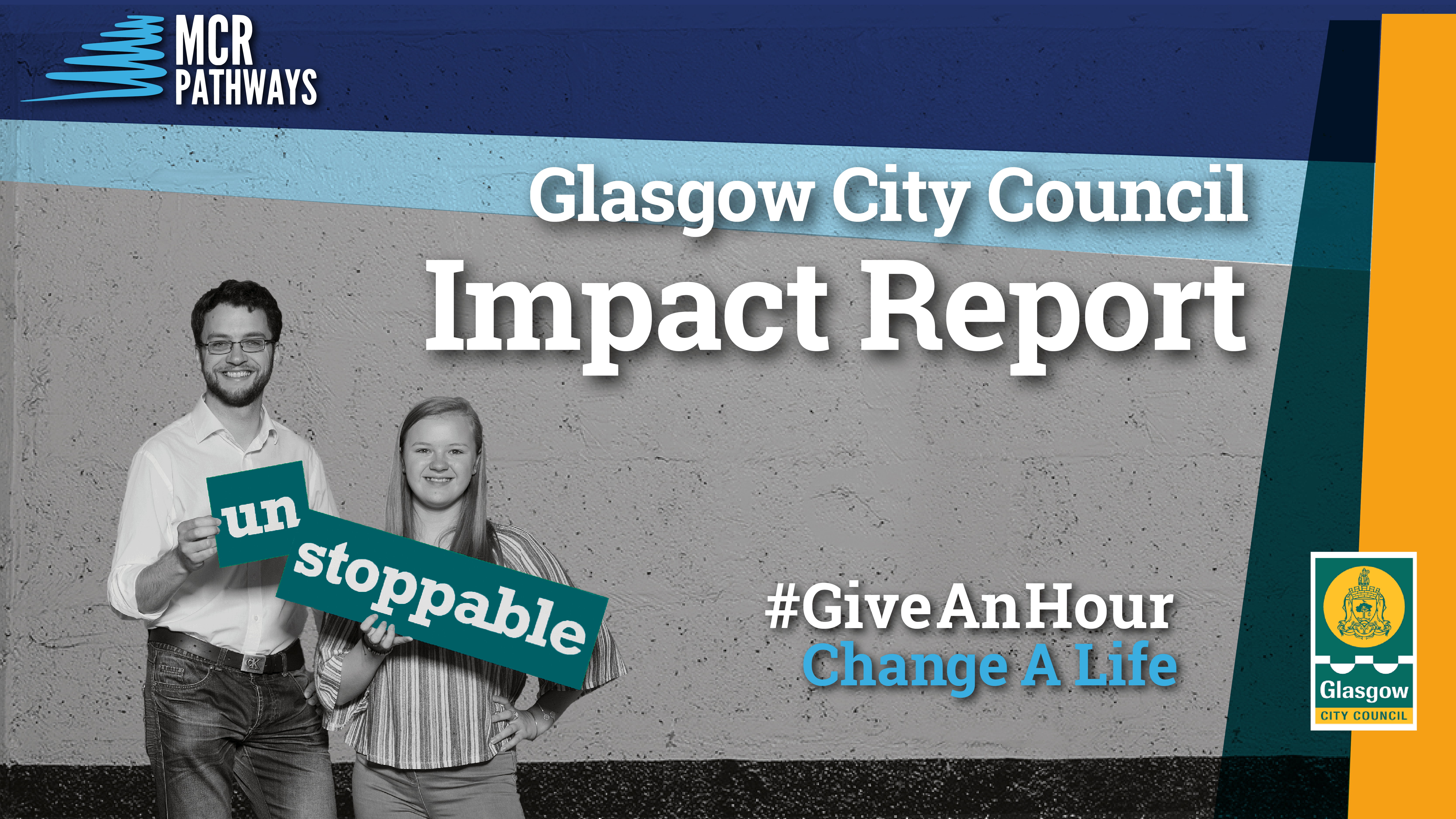 Glasgow City Council Impact Report 2018 Blog Header