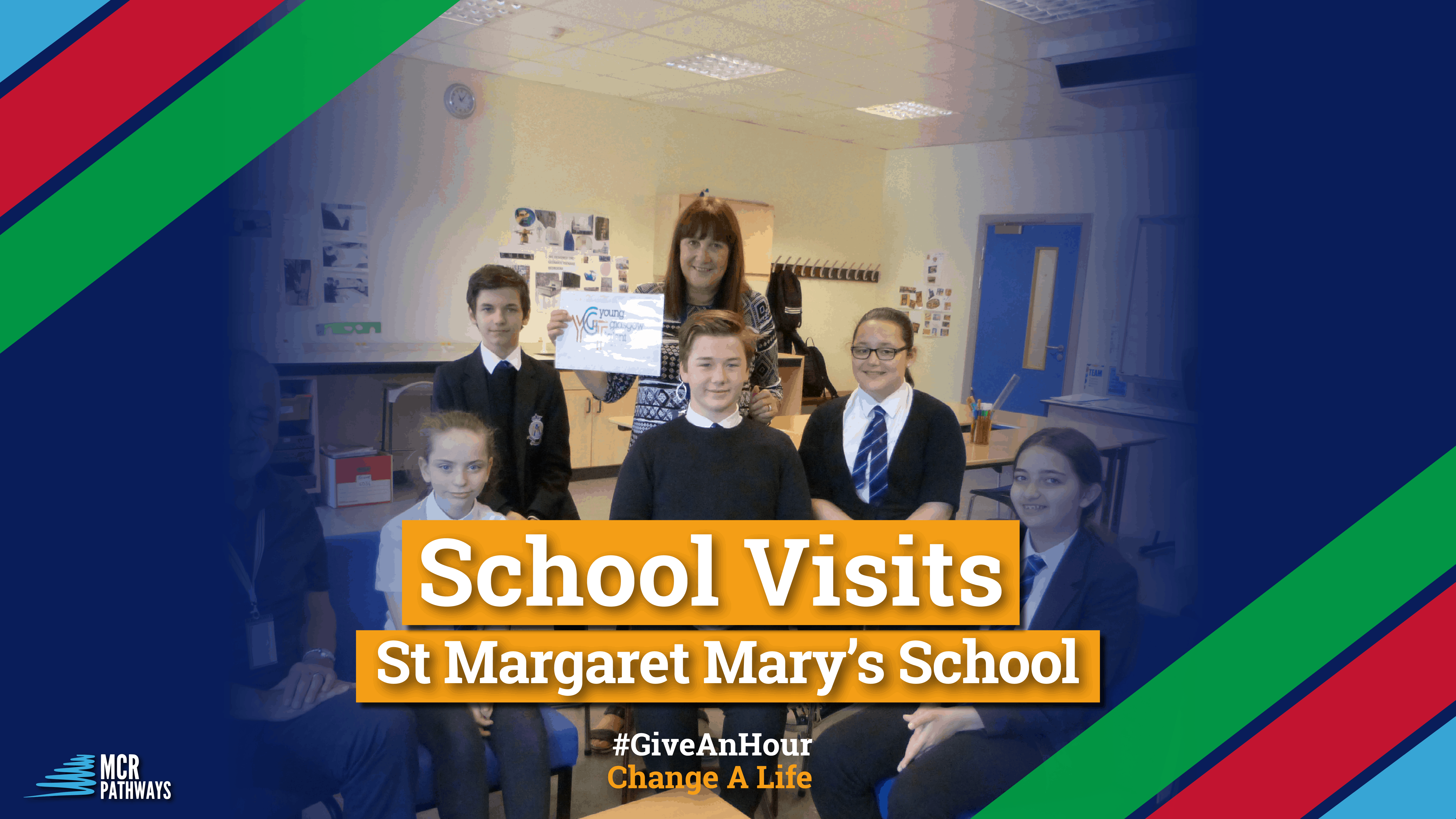 School Visits St Margaret Mary's School