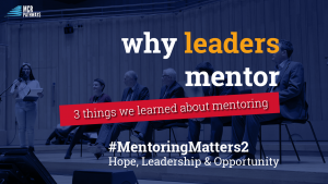 Why Leaders Mentor