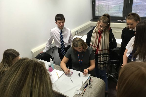 Glasgow Kelvin College Beauty Therapy