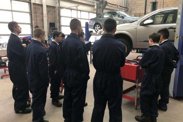 Glasgow Kelvin College Mechanics
