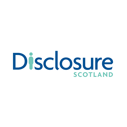 Disclosure Scotland logo