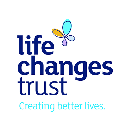 Life Changes Trust logo