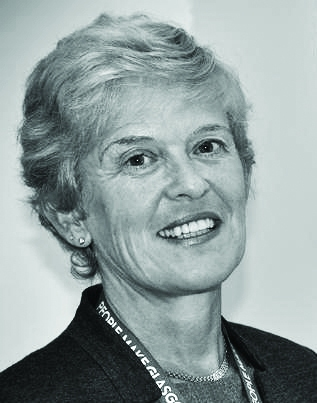 Headshot of National Advisory Group's Maureen McKenna