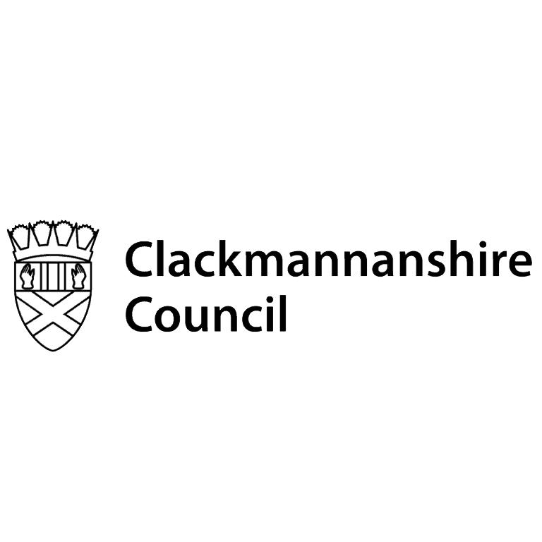 Clackmannanshire Council logo