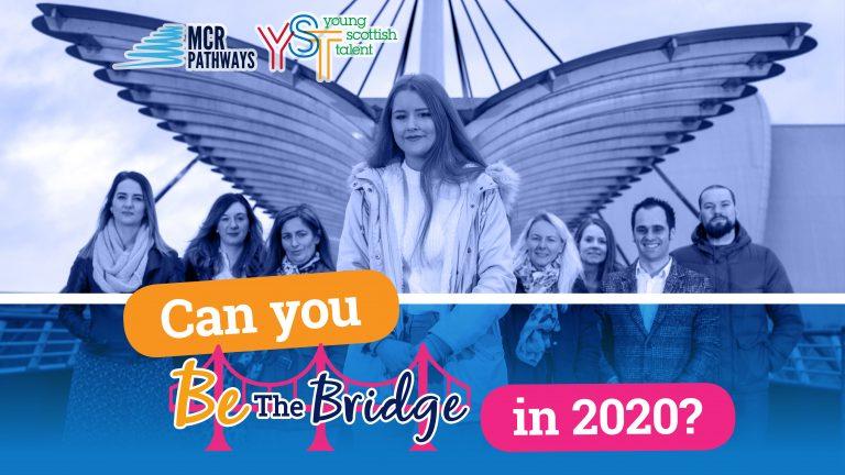 Can you #BeTheBridge in 2020?