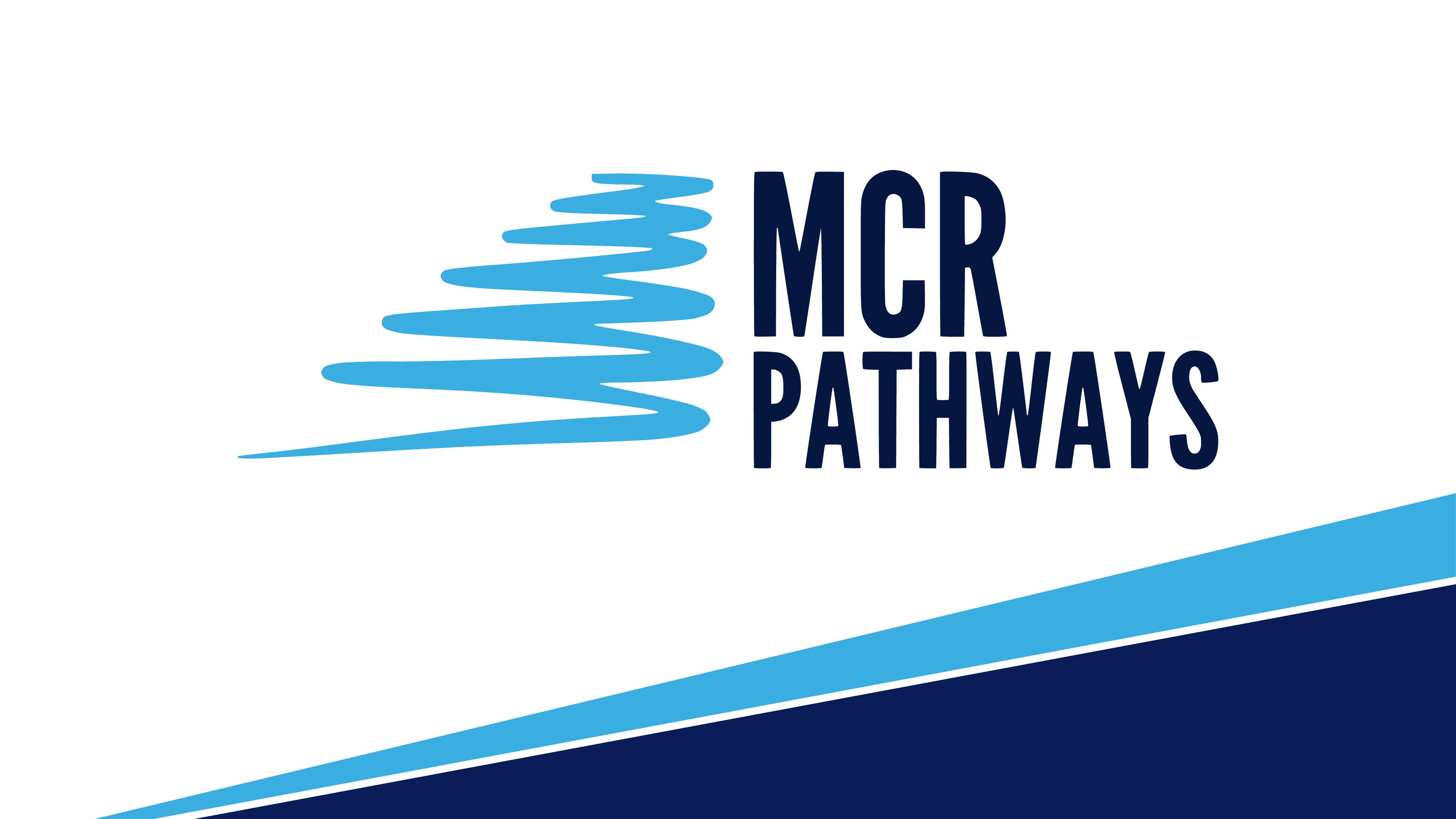 MCR Pathways banner