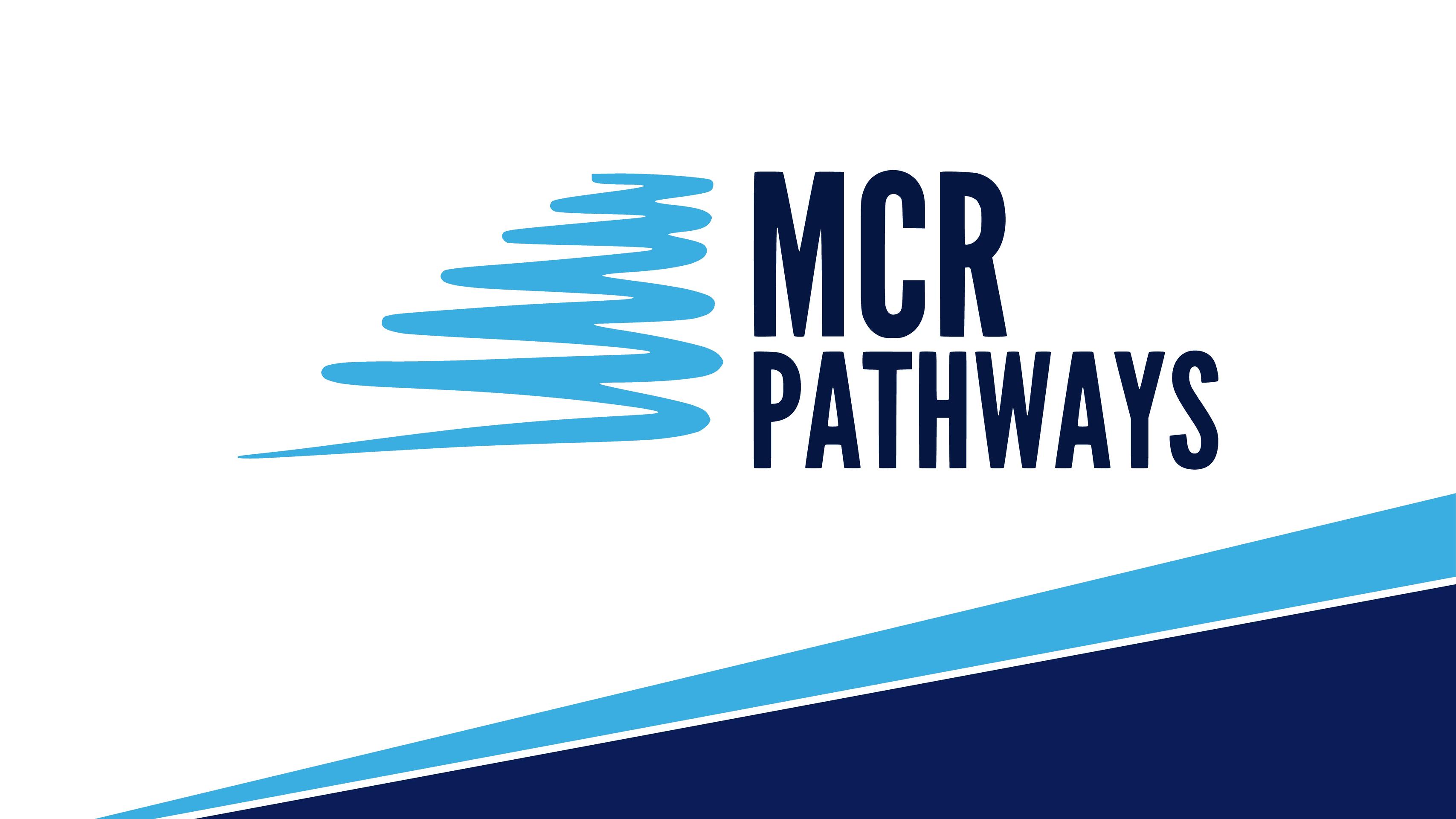 MCR Pathways banner