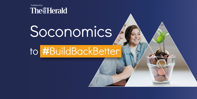 It is time to fuse social & economic policies – Soconomics to Build Back Better