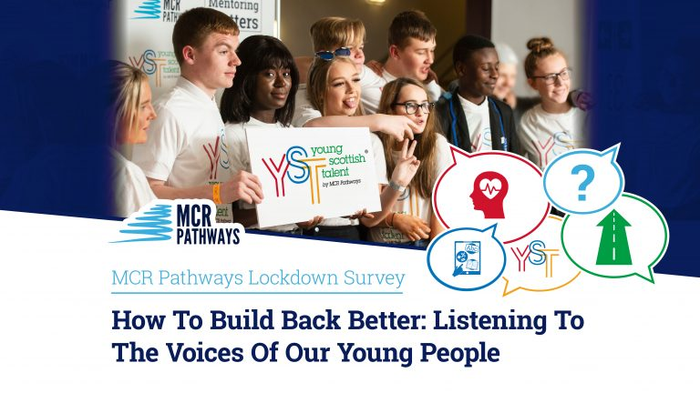 MCR Pathways Lockdown Survey: Listening To The Voices Of Our Young People