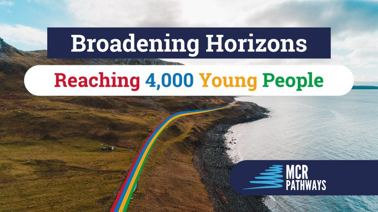 Broadening Horizons - Reaching 4,000 Young People