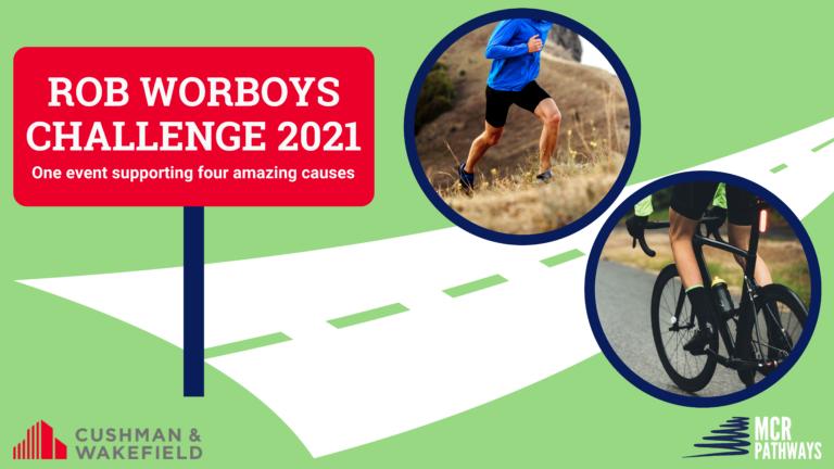 Cushman and Wakefield - Rob Worboys Challenge 2021 Recap