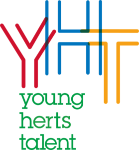 Young Herts Talent Logo